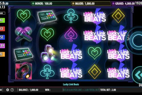 lucky link beats bally spielautomaten