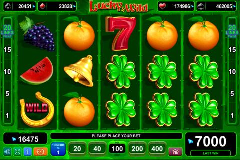 lucky wild egt spielautomaten