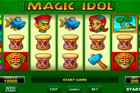 magic idol amatic spielautomaten
