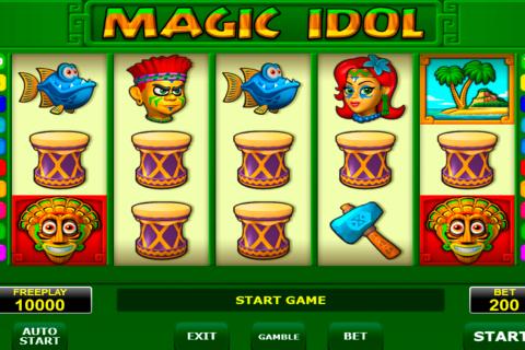 magic idol amatic spielautomaten