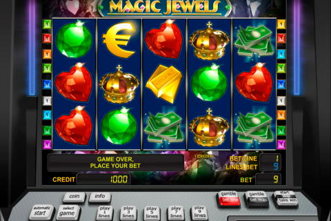 magic jewels novomatic spielautomaten