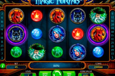 magic portals netent spielautomaten