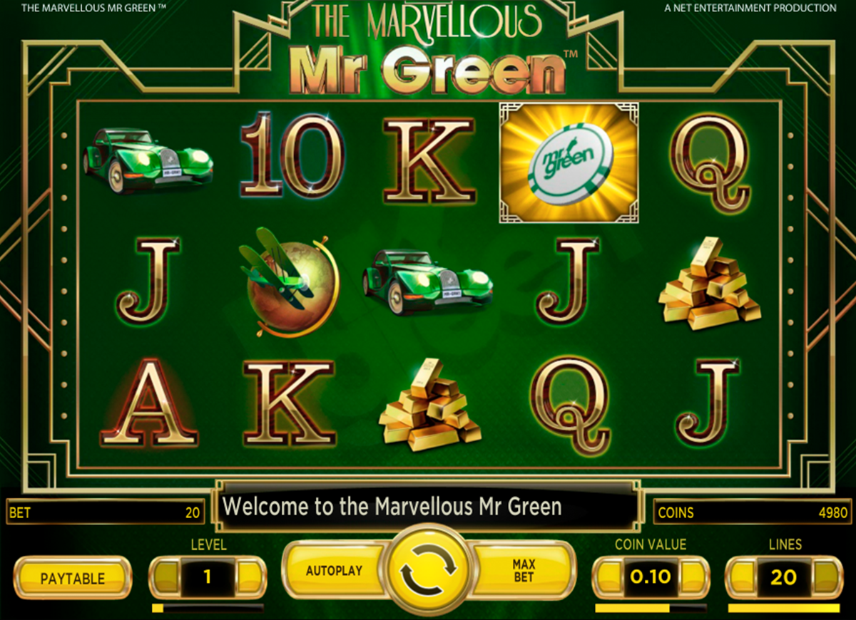 Mr green casino kostenlos