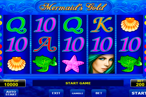 mermaids gold amatic spielautomaten