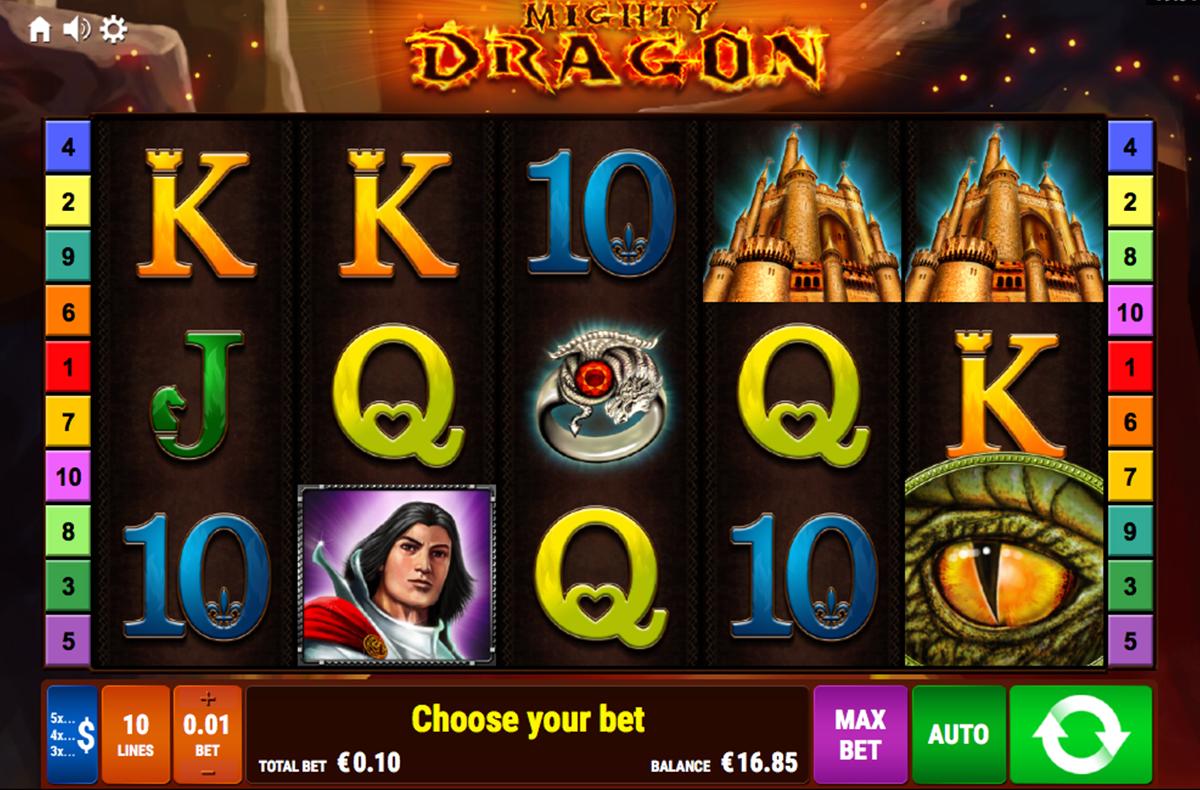 Spiele Mighty Dragon - Video Slots Online