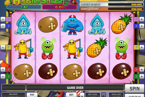 monster smash playn go spielautomaten