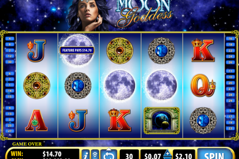 moon goddess bally spielautomaten