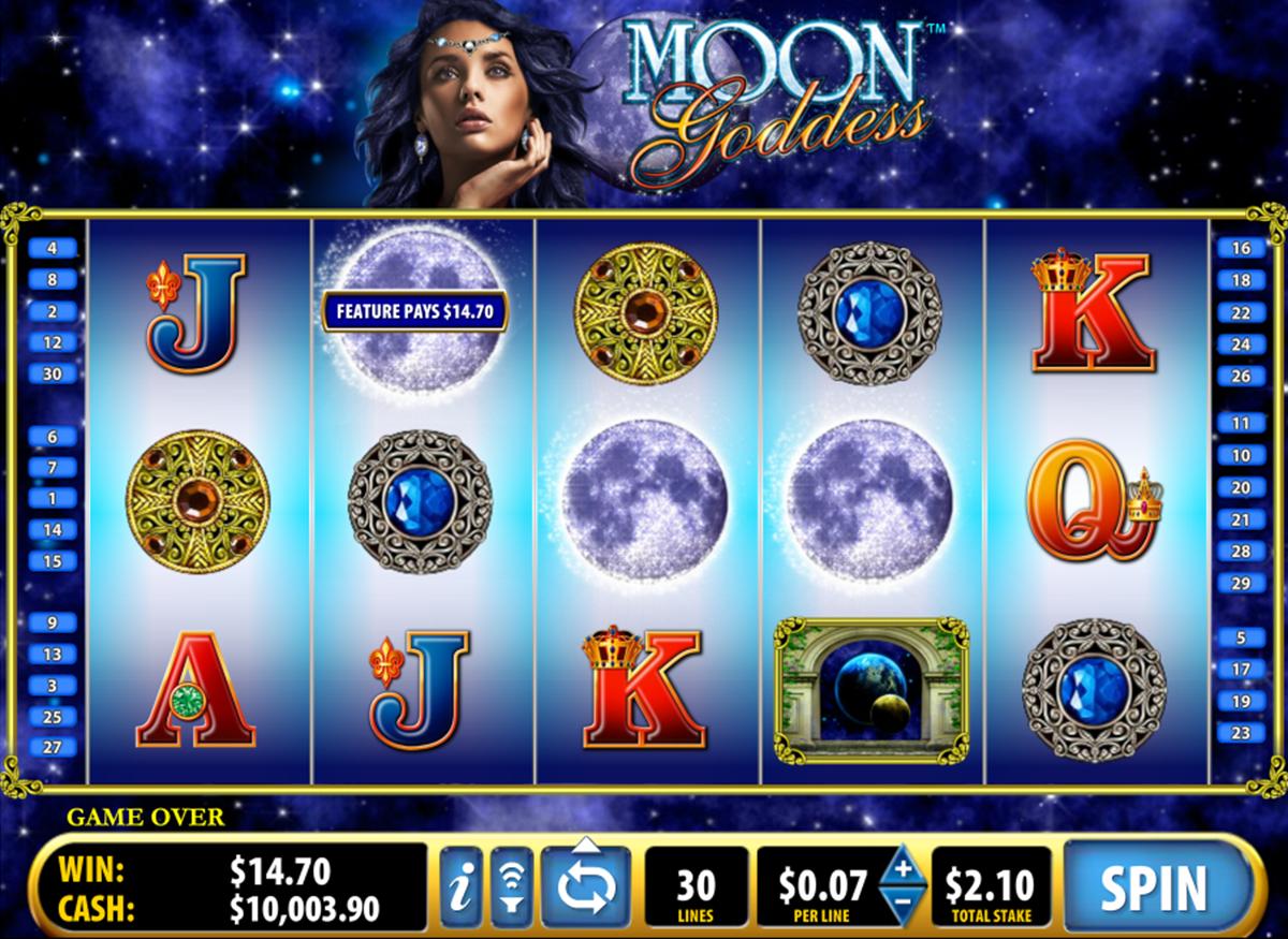 Spiele GoddeГџ Of The Moon - Video Slots Online