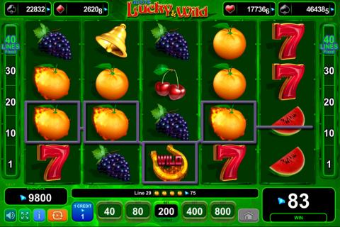 more lucky wild egt spielautomaten
