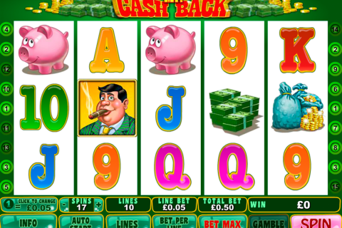 mr cashback playtech spielautomaten