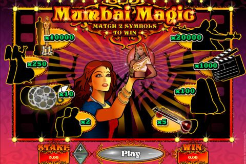 mumbai magic microgaming online