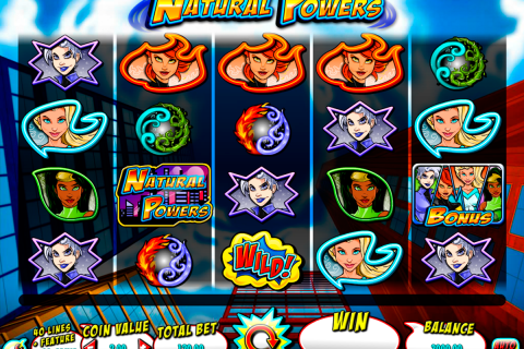 natural powers igt spielautomaten