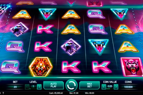 neon sta netent spielautomaten