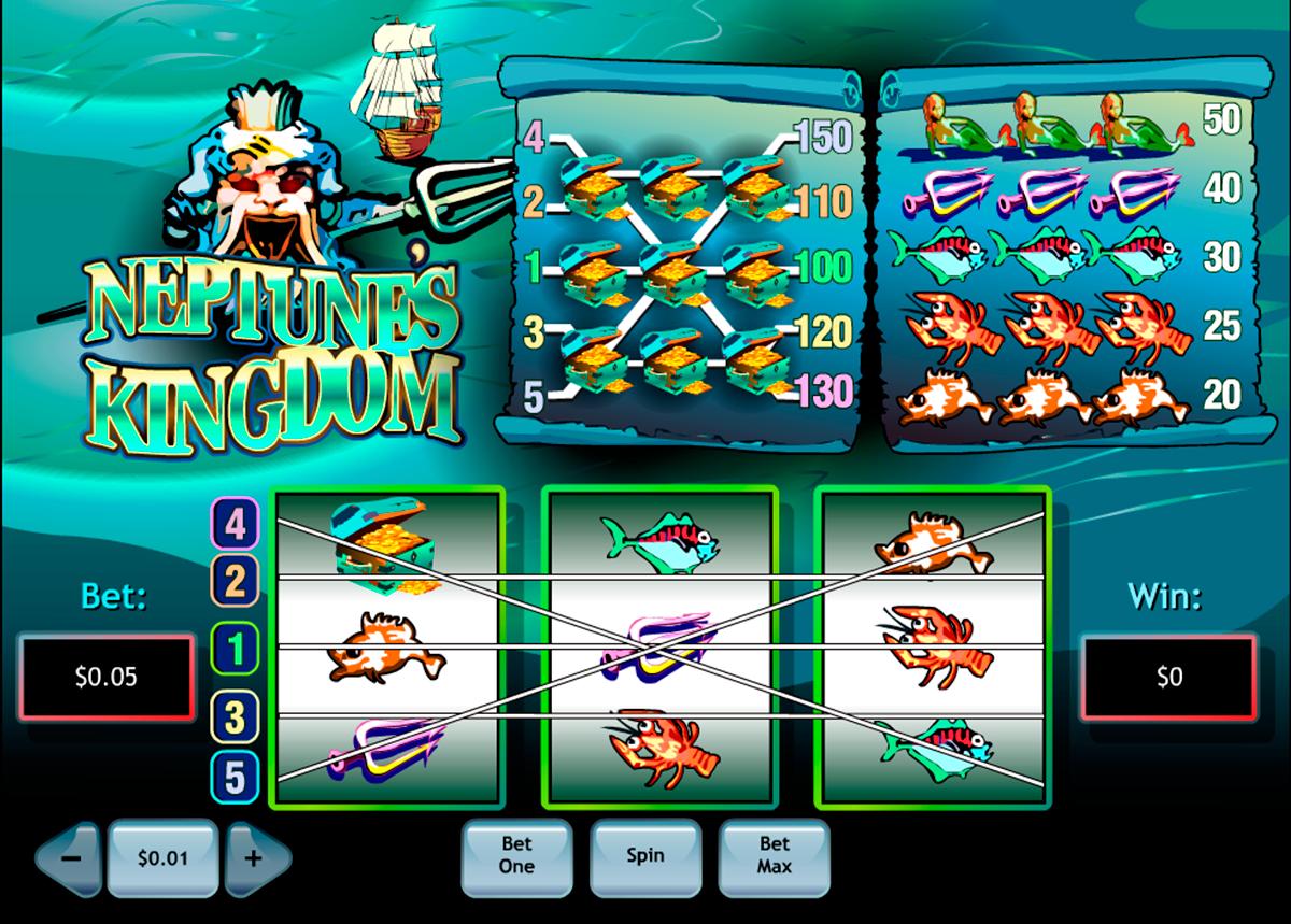 Spiele NeptuneS Kingdom - Video Slots Online