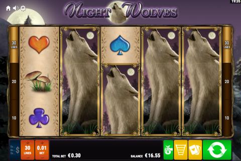 night wolves bally wulff spielautomaten