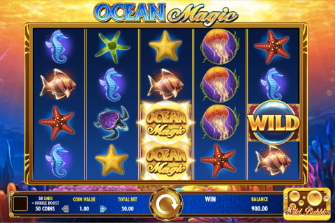 ocean magic igt spielautomaten