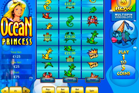 ocean princess playtech spielautomaten