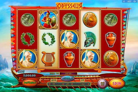 odysseus playson spielautomaten