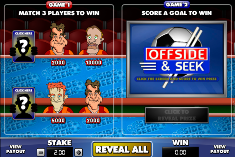 offside and seek microgaming online