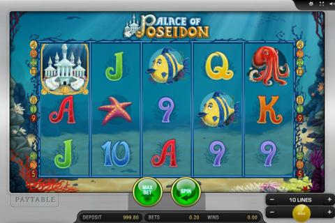 palace of poseidon merkur spielautomaten
