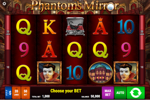 phantoms mirror bally wulff spielautomaten