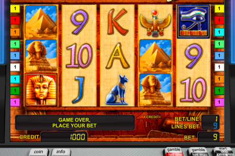 pharaohs gold ii delue novomatic spielautomaten