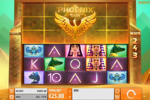 phoeni sun quickspin spielautomaten
