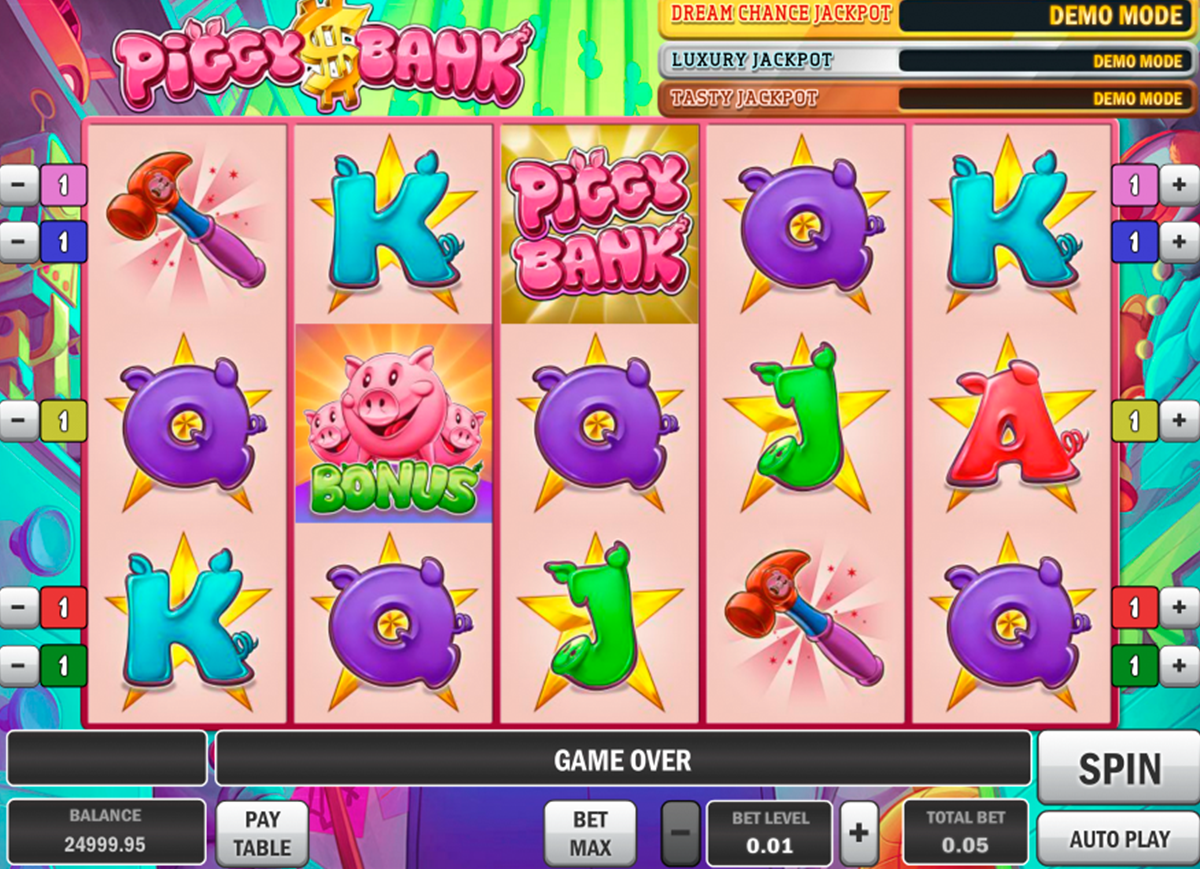 Spiele Fortune Piggy Bank - Video Slots Online