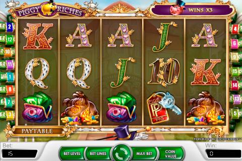 piggy riches netent spielautomaten