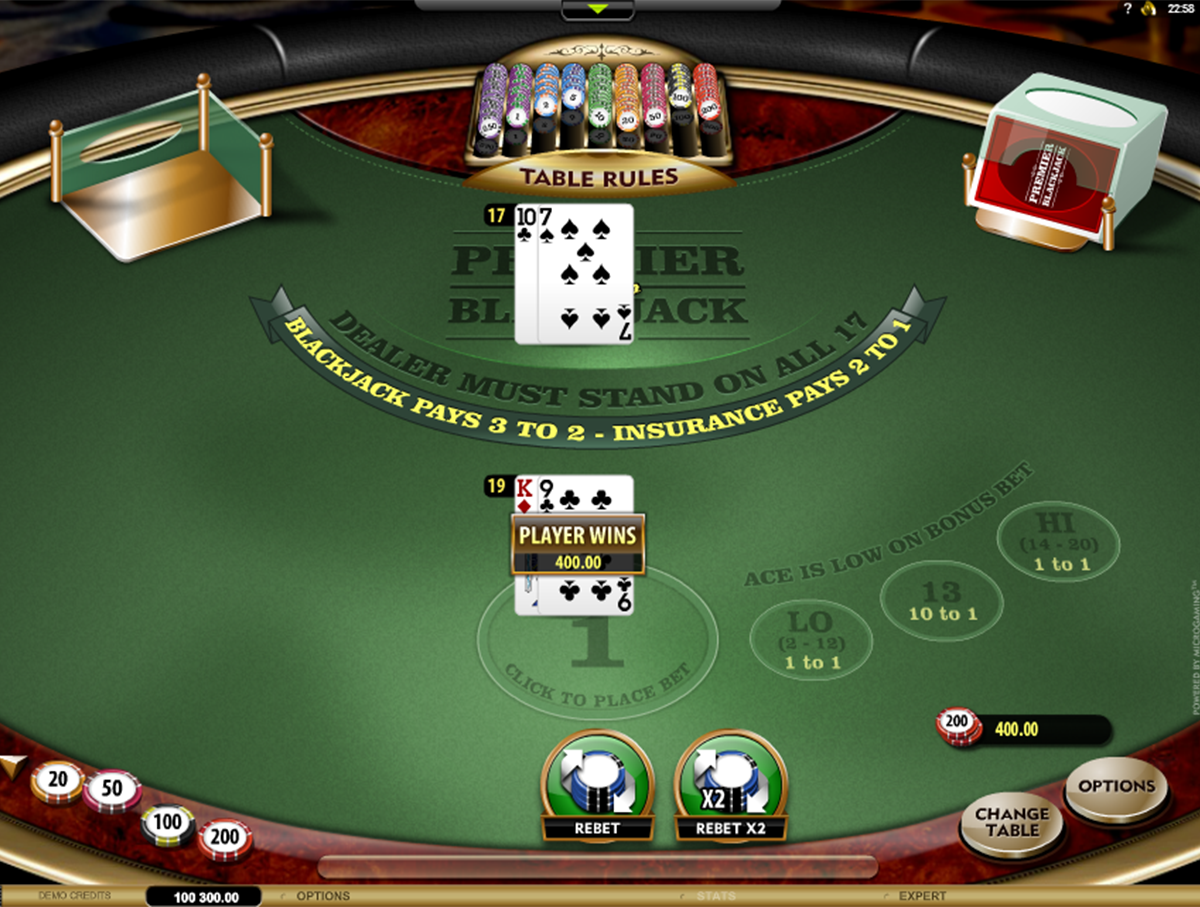 Blackjack Spielen Kostenlos Download