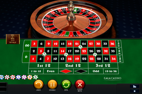 premium american roulette playtech online