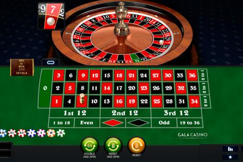 premium european roulette playtech online