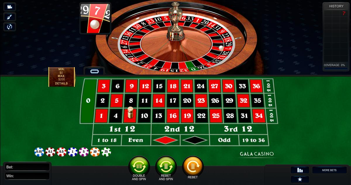 Casino Gratis Spielen Roulette