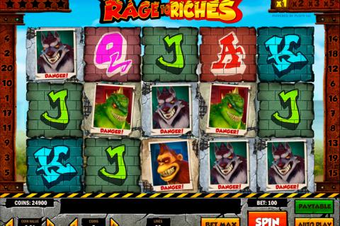 rage to riches playn go spielautomaten