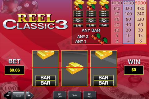 reel classic  playtech spielautomaten
