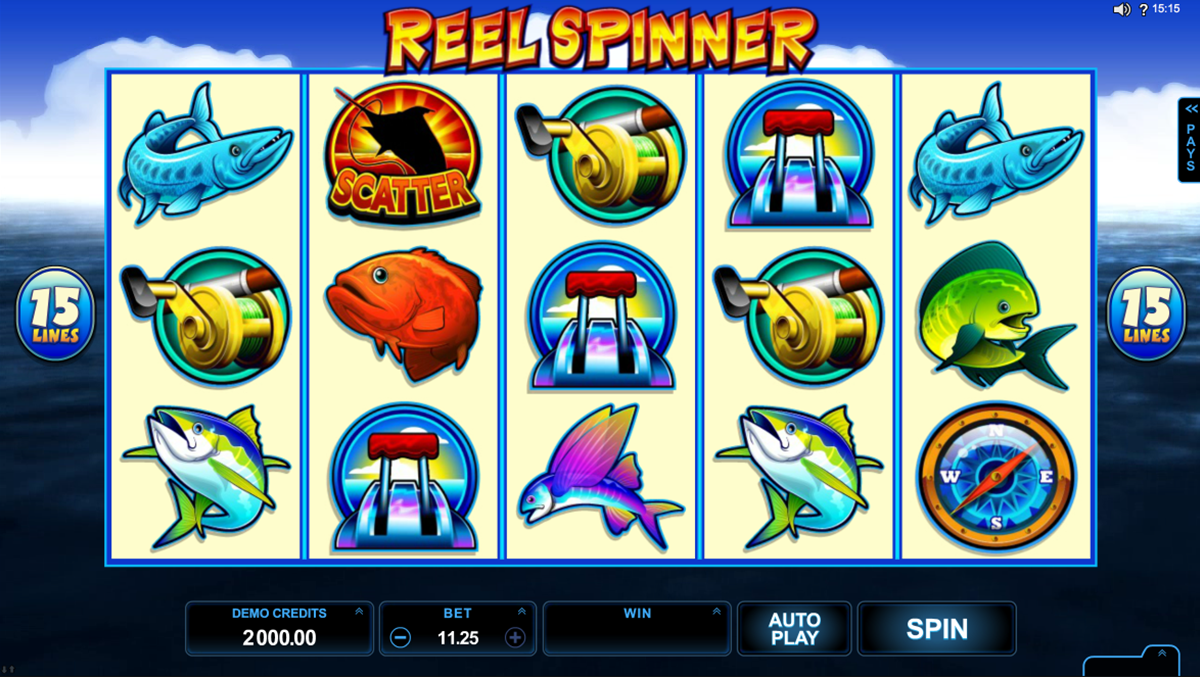 Spiele Deep Spinner - Video Slots Online