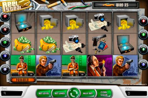 reel steal netent spielautomaten