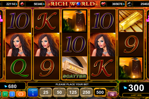 rich world egt spielautomaten