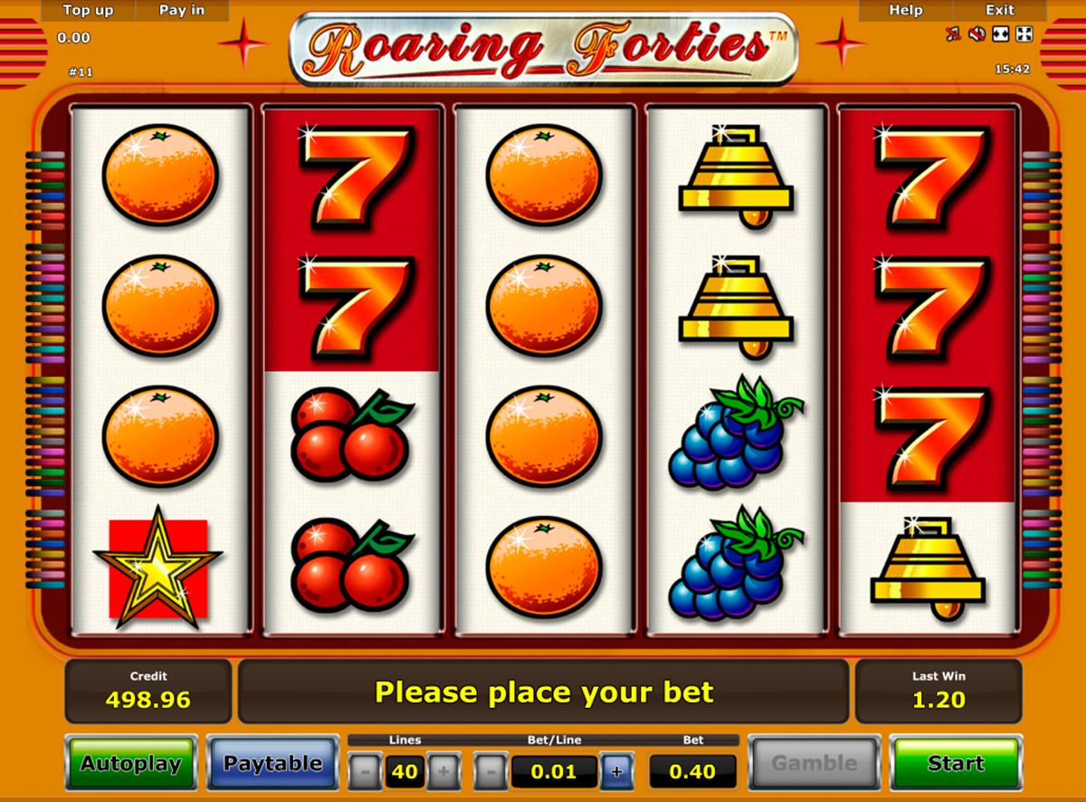 Spiele Hot Forties Quattro - Video Slots Online