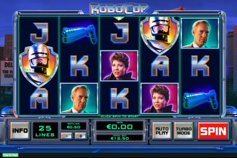 robocop playtech spielautomaten