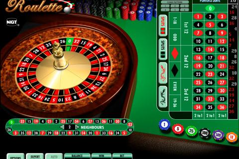 roulette igt online