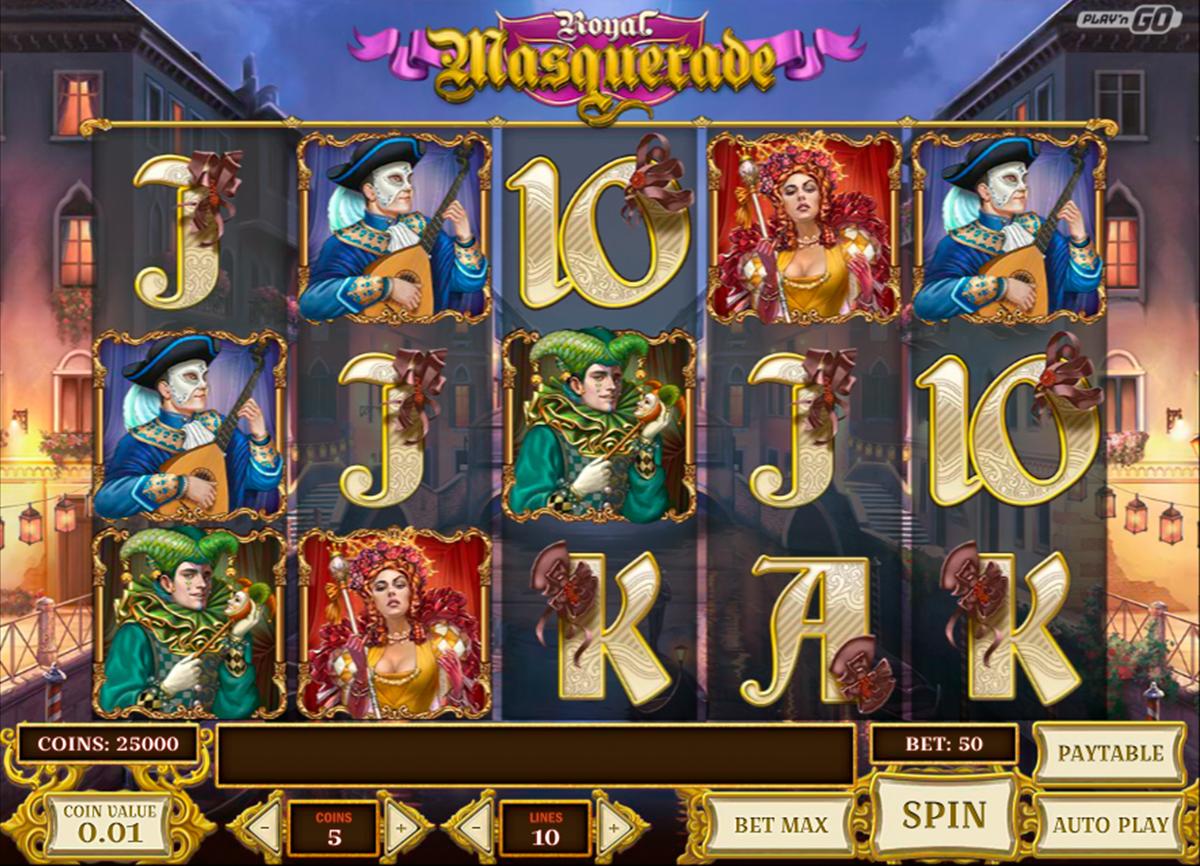 Spiele Royal Masquerade (PlayN Go) - Video Slots Online