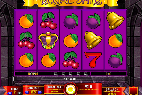 royal spins igt spielautomaten