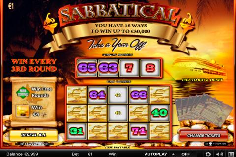 sabbatical yggdrasil online
