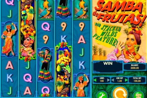 samba de frutas igt spielautomaten