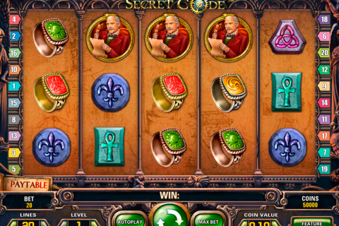 secret code netent spielautomaten