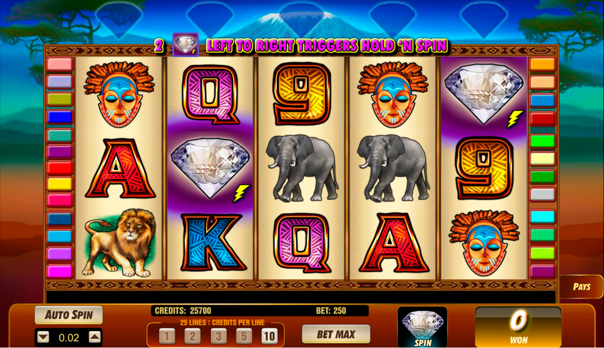 Spiele Symphony Of Diamonds - Video Slots Online