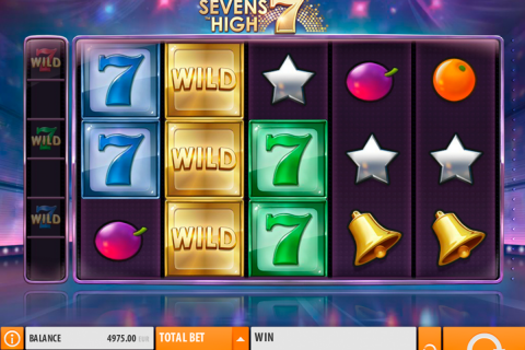 sevens high quickspin spielautomaten