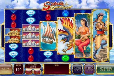 sinbads golden voyage playtech spielautomaten