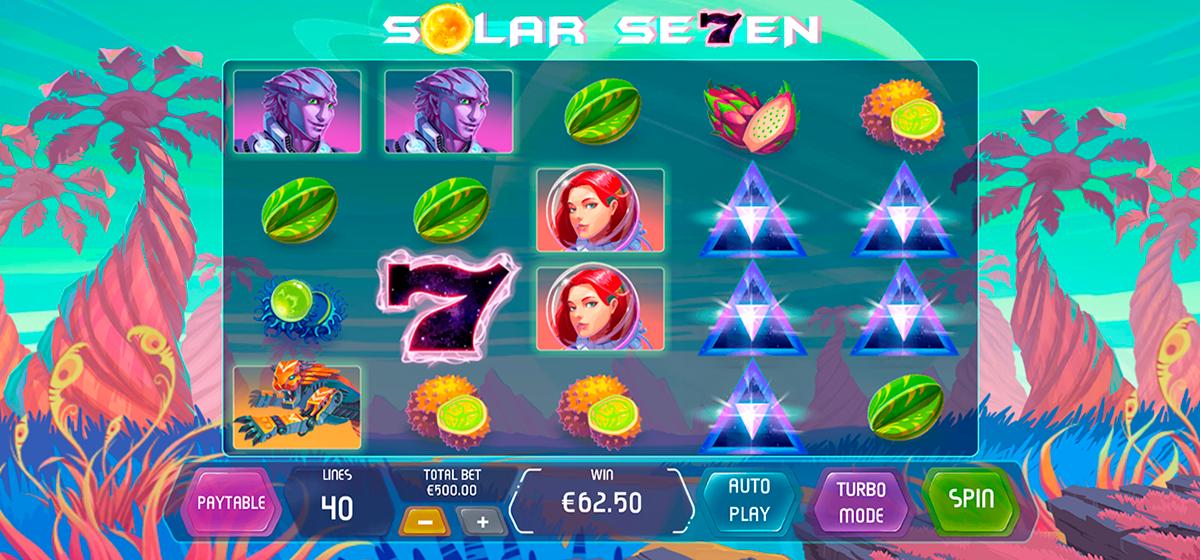 Spiele Solar Se7en - Video Slots Online